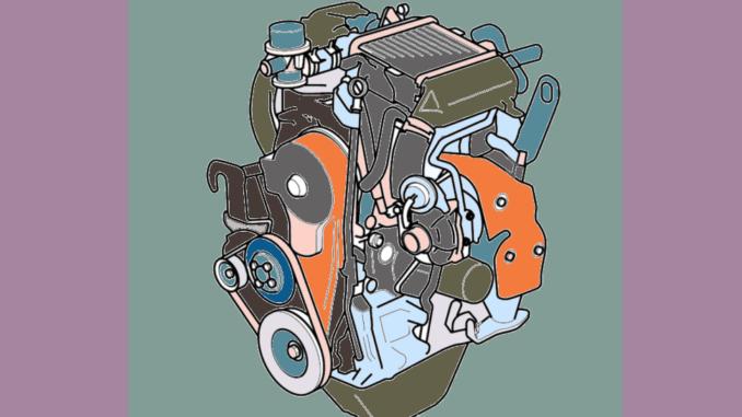 エンジンの異音