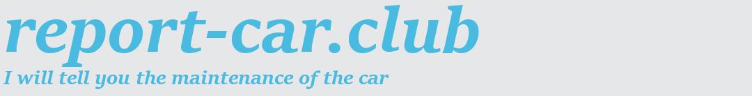 車の検査報告書